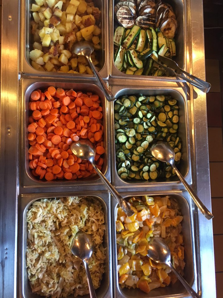 buffet pausa pranzo